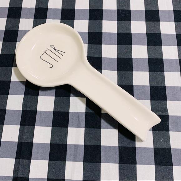 Rae Dunn STIR utensil rest